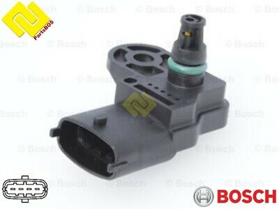 FG Turbo 10//14-4.0L Barra 270T  Petrol TRIDON MAP SENSOR FOR Ford Falcon 6 Cyl