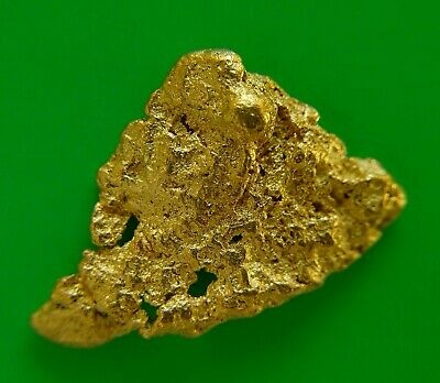 GOLD NUGGET 2.62 gms  RARE & HIGH PURITY NATURAL AUSTRALIAN