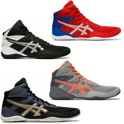 Asics Matflex Wrestling Boots Adult Kids Boxing Shoes Mens Womens Boys Girls UK