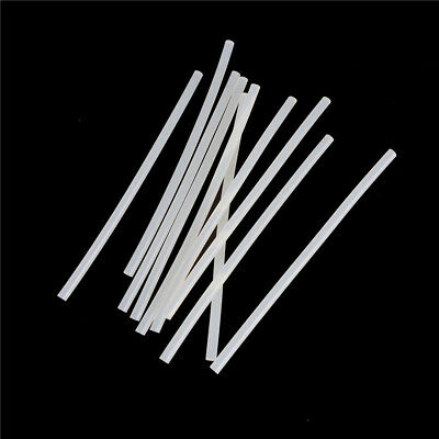 10Pcs 7x200mm Hot Melt Glue Sticks For Electric Glue Gun Craft Repair Tools  CP