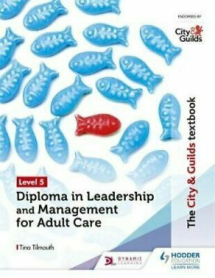 Level 5 Diploma in Leadership and Management for Adult Care (City & Guilds ) NEW
