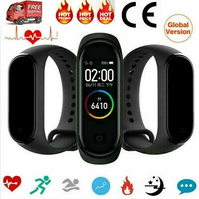 Global Version Band4 Mi Newest BT5.0 Music Smart Sport Bracelet for Xiaomi