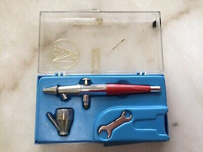 Vintage PAASCHE (USA) Type VL Airbrush Set