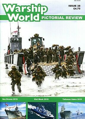 Warship World Pictorial Review Issue 38
