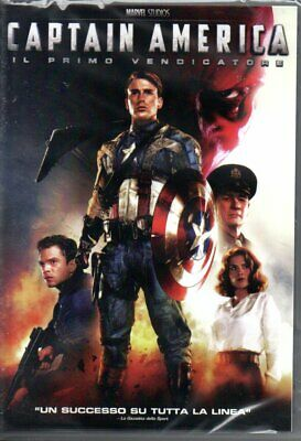 CAPITAN AMERICA 1 IL PRIMO VENDICATORE dvd