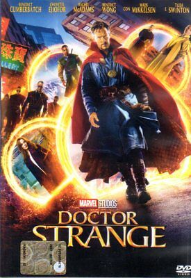 Doctor Strange Dvd Marvel