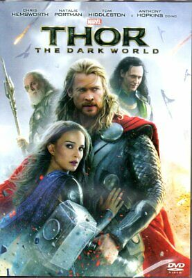 Thor 2 In The Dark World Dvd
