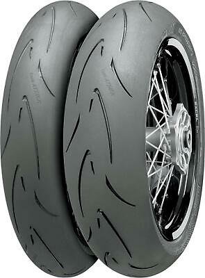 Continental Tire Tire Attack Sm 140/70R17 02442850000