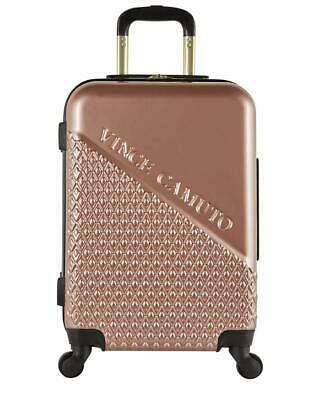 Vince Camuto Sierrah 3 Piece Spinner Luggage Set Rose Gold