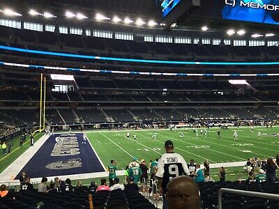Dallas Cowboys vs New York Giants 9/8/18