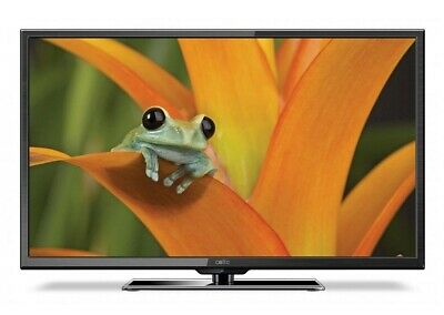 Cello C32227T2-V2 32 Inch HD Ready LED TV Freeview USB Record Black