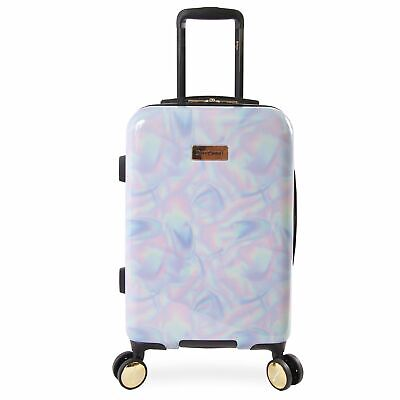 """Juicy Couture Women's Belinda 21"""" Spinner Holographic"""