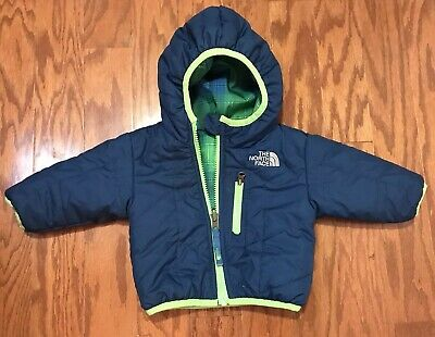 89825070a NWT INFANT THE North Face Reversible Perrito Jacket (Retail $70.00 ...