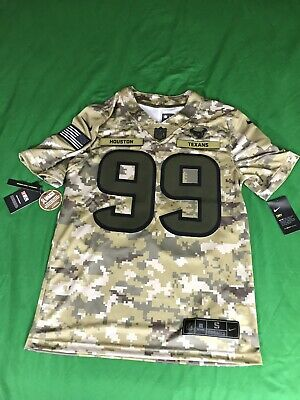 more photos 0d81d c231b NWT NIKE NFL Houston Texans Salute To Service Limited Jersey ...
