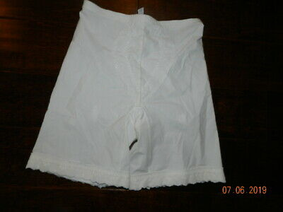 vintage Playtex L Large I cant believe girdle 2508 crotch lace Garters Panty ave