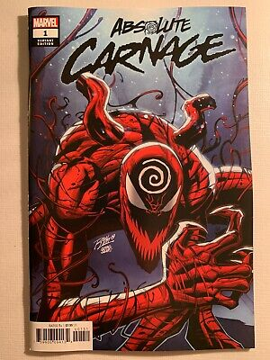 Absolute Carnage #1 E Ron Lim Variant Donny Cates Marvel Comics 2019