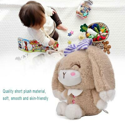Baby Kids Girls Cute Plush Soft Toy Stuffed Animal Lovely Rabbit Bunny Gifts❤XX