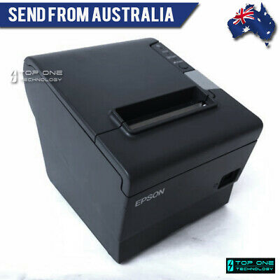 Epson TM-T88V M244A Thermal Receipt Printer USED USB Serial POS Cafe Retail 880E
