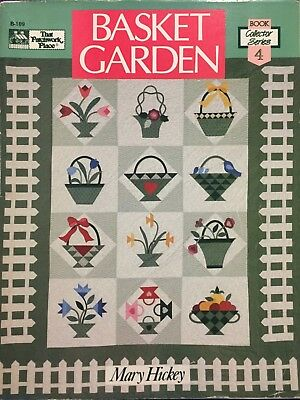 Basket Garden (Book collector series) by Hickey, Mary