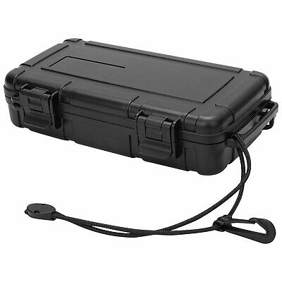 Small Protective Equipment Hard Carry Case Plastic Box with Removable Foam+Strip