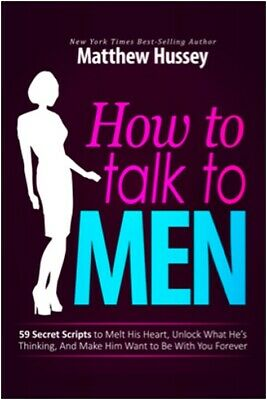How to Talk to Men by Matthew Hussey (PDF)