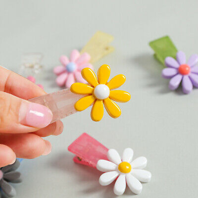 Children Girls Snap Headwear Hairpin Headdress Decor Party Barrettes Hair Clip