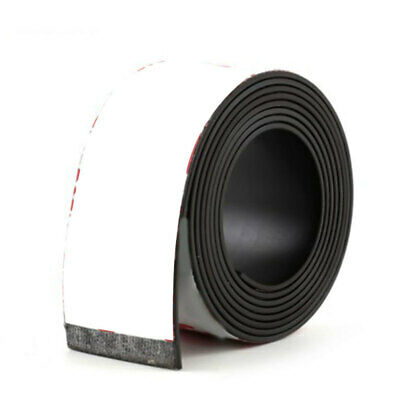 Self Adhesive Magnetic Tape Flexible Craft Sticky Magnet Strip 2m Magnet GLM