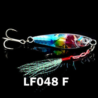 Minnow Night Plastic Fishing Lure Crank Bait Hooks Bass Fish Crankbait Tackle