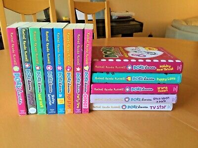 Used Dork Diaries Collection 11 Books  By Rachel Renee Russell,Puppy Love