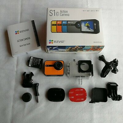 Action camera Ezviz S1 mai usata