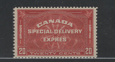 CANADA #E4 mint Special Delivery VFNH