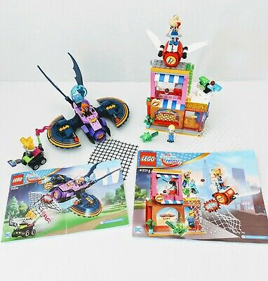 * NEW * SEALED * 41230 Lot of Two Lego DC Super Hero Girls Set 41231 and