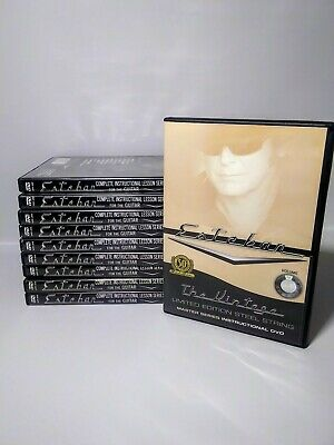 Estiban Steel String Learn Guitar Lesson DVD Collection MK8