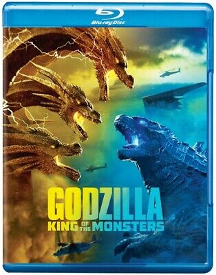 Godzilla: King Of The Monsters [New Blu-ray] With DVD, 2 Pack, Digital Copy