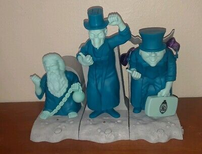 Disney Parks Haunted Mansion 50th Hitchhiking Ghosts SIPPER POPCORN BUCKET 3 SET