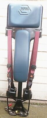 NMI Saferider 2 Millock - Wheelchair Travel Safety. Used. Disabled Transport