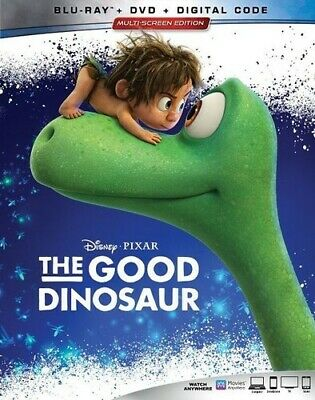 The Good Dinosaur [New Blu-ray] With DVD, 2 Pack, Ac-3/Dolby Digital, Digital