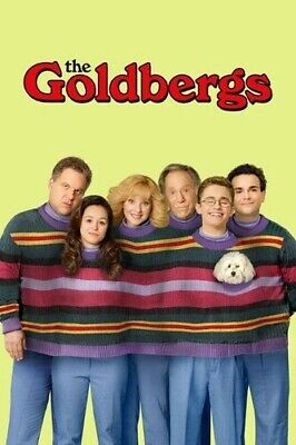 The Goldbergs: Season 6 [New DVD] 3 Pack, Ac-3/Dolby Digital, Dubbed, Subtitle