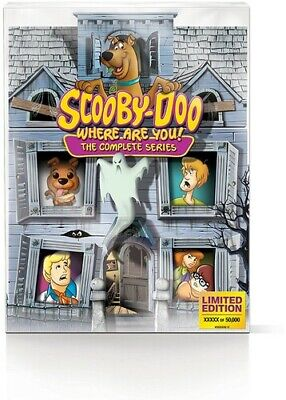 Scooby-Doo, Where Are You!: The Complete Series [New Blu-ray] Ltd Ed, Gift Set