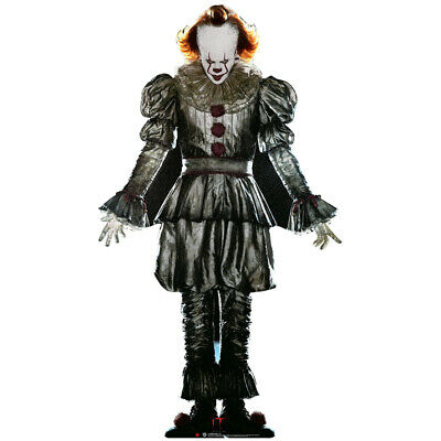 PENNYWISE The Dancing Clown IT Chapter Two CARDBOARD CUTOUT Standup Standee