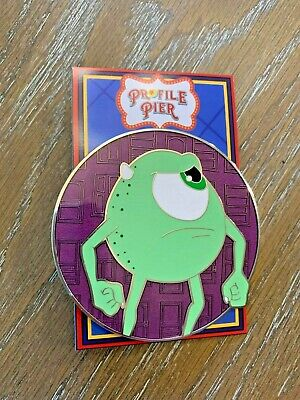 BLOWOUT SALE Disney Pixar Inspired Fantasy Profile Pin Monsters,Inc. Mike LE 100