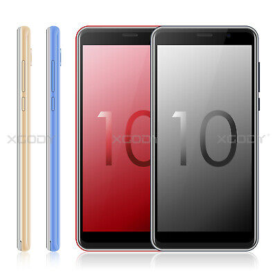 Unlocked Android 8.1 S10 Quad Core 16 GB Smartphone qHD Cell Phone AT&T