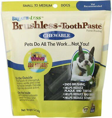 Breath-Less Brushless Toothpaste, Ark Naturals, 12 oz