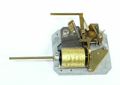 Musical Cuckoo Clock Music Box Movement - Edelweiss - Zz193