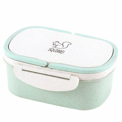 Lunch Box Double Layer Food Container for Kids Picnic School Bento Box RU