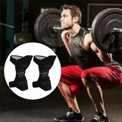 Nice Power Knee Stabilizer Pads Powerful Rebound Spring Force Support Knee Pad