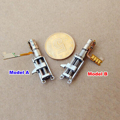 Mini Micro 4mm 5V 2-Phase 4-Wire Planetary Gear Stepper Motor Screw Slider Nut