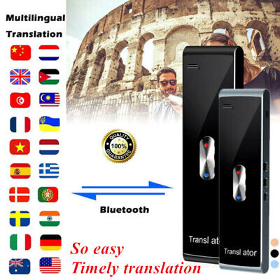 Translaty MUAMA Enence Smart Instant Real Time Voice 40 Languages Translator AU