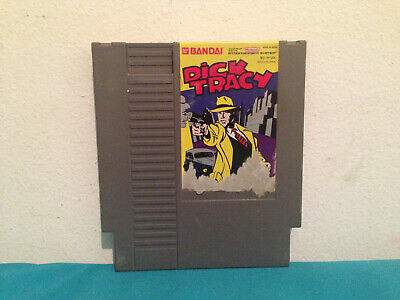 Dick Tracy NES cartridge only