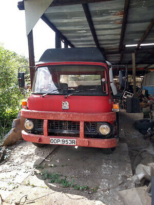 bedford tk 500 engine  spec lift 1976 recovery classic vintage lorry truck